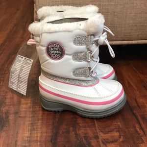 Totes winter boots toddler sizes new